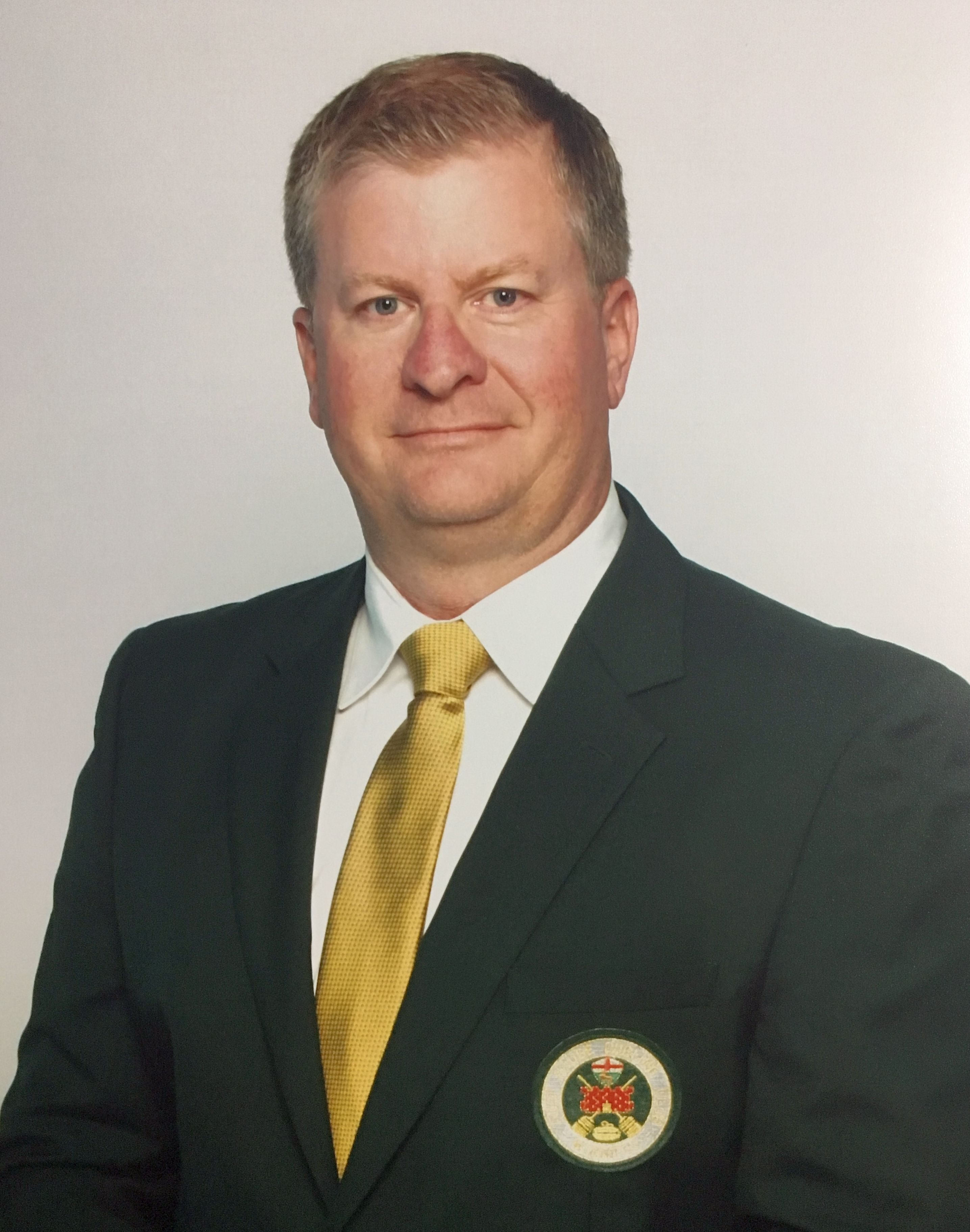 President Keith Johnston